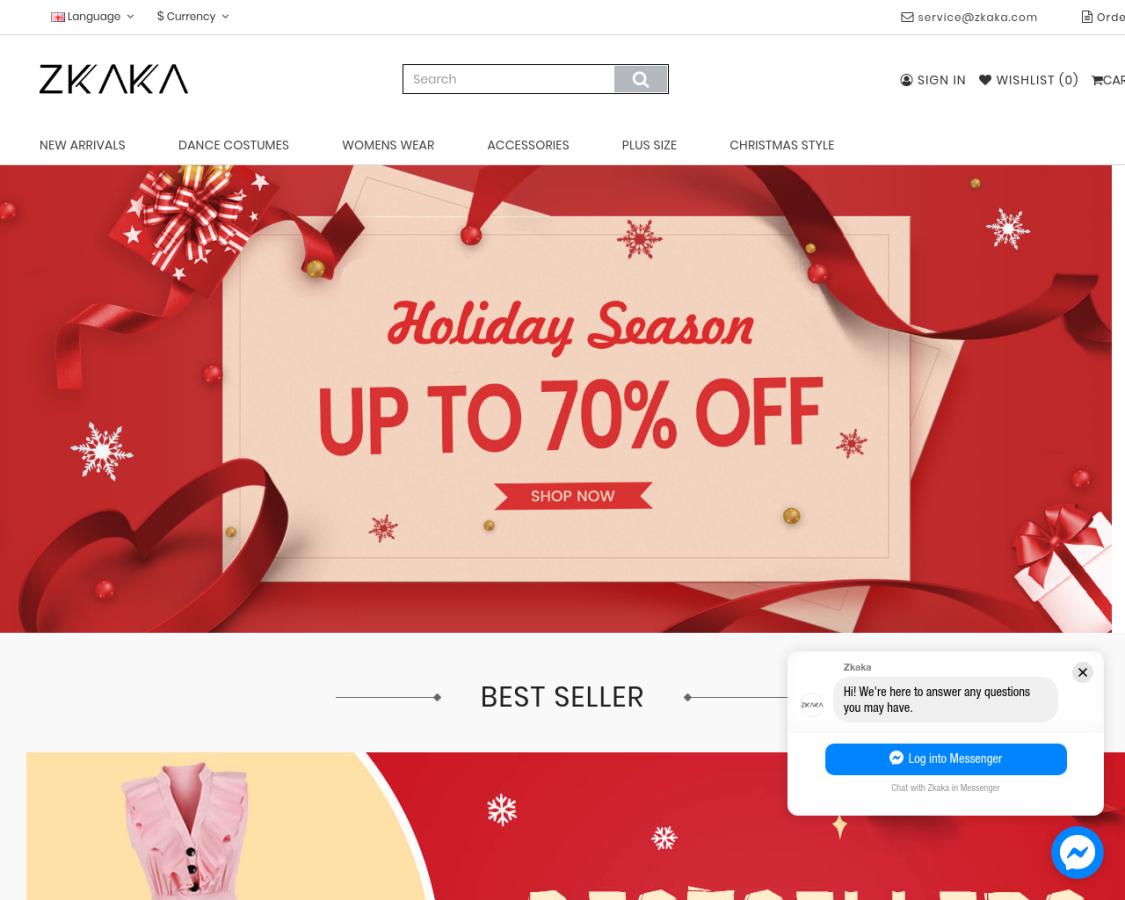 zkaka coupon codes