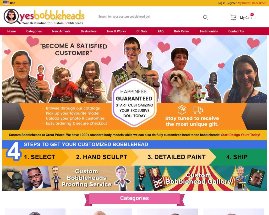 yesbobbleheads coupon codes