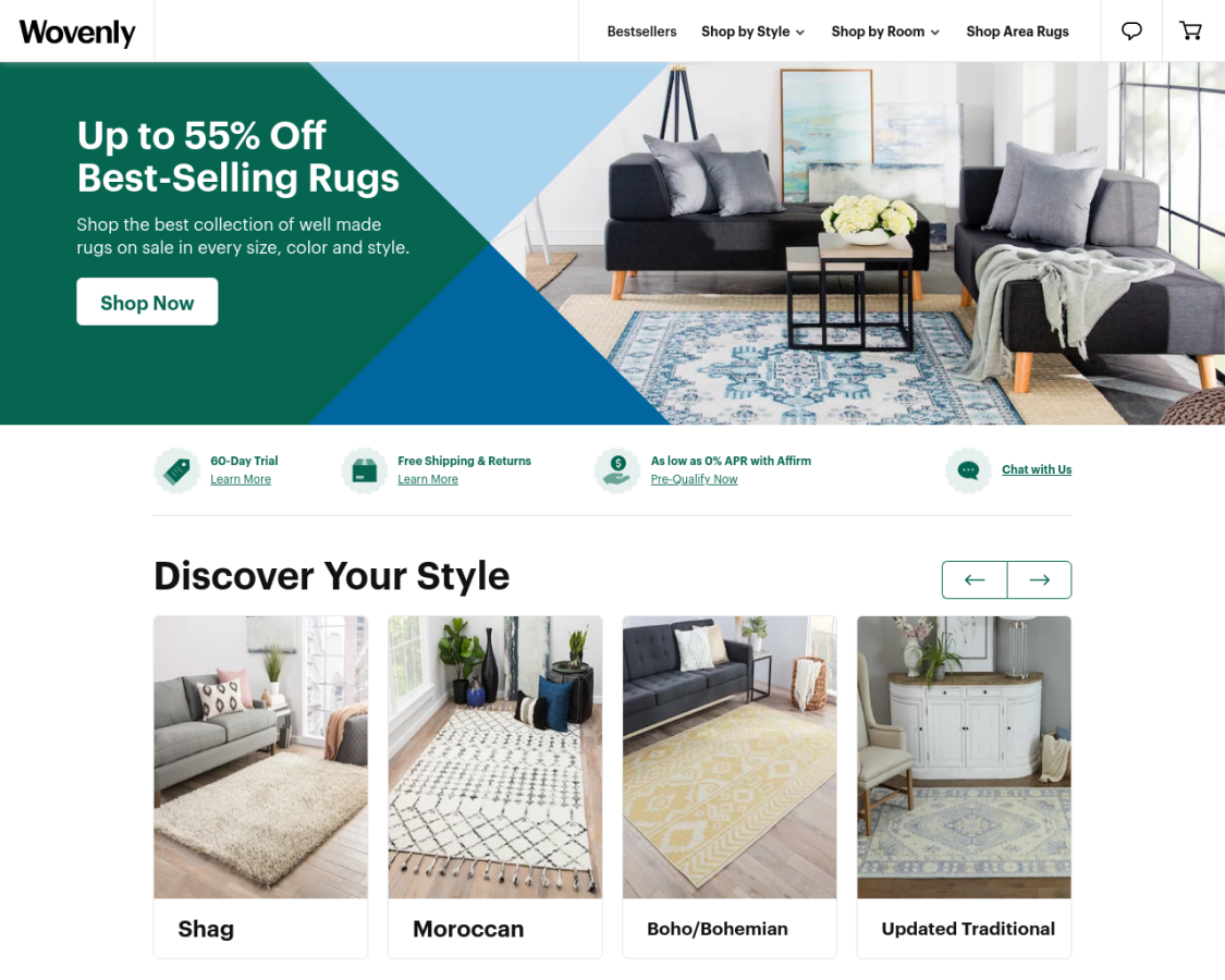 wovenlyrugs coupon codes
