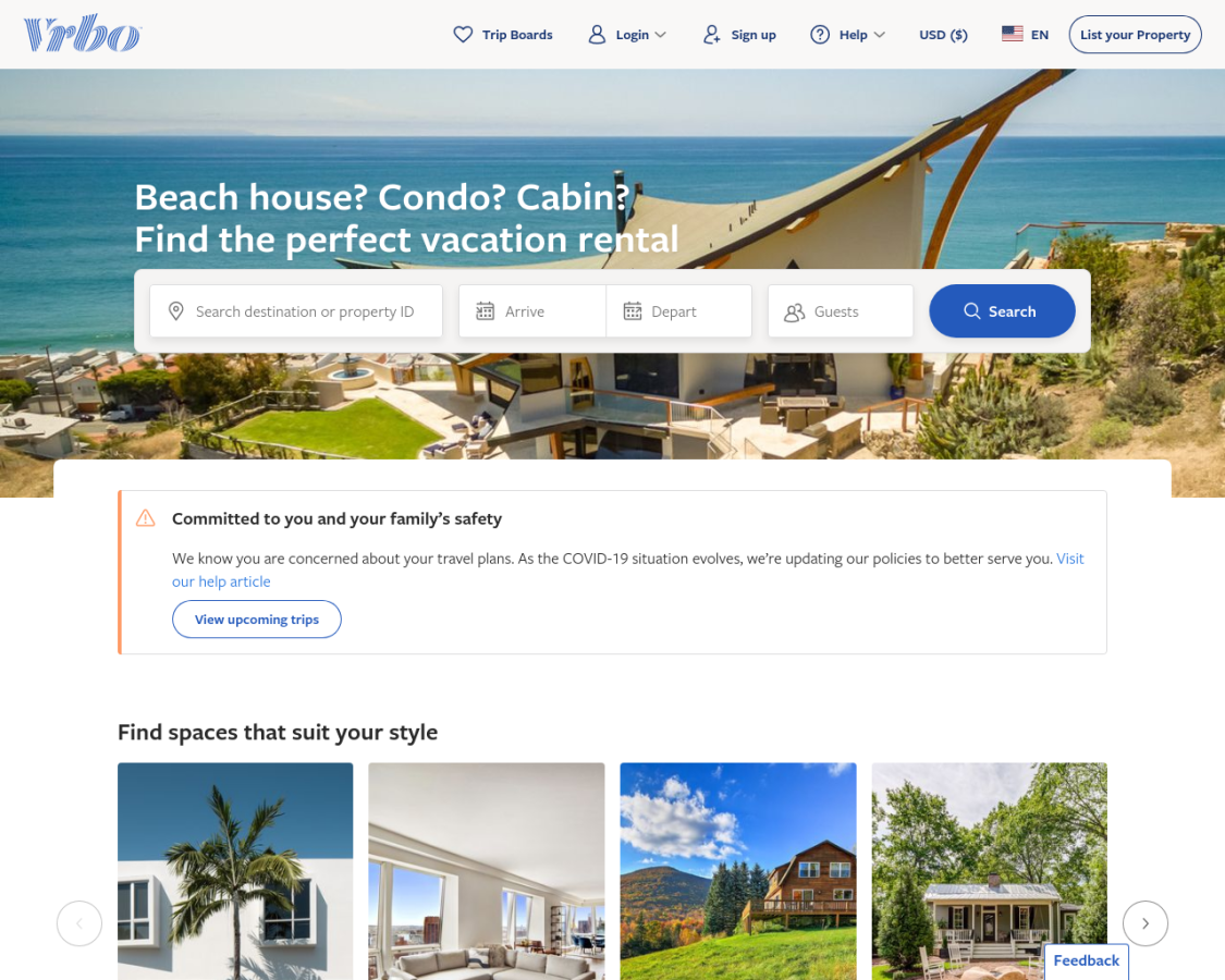 VRBO coupon codes