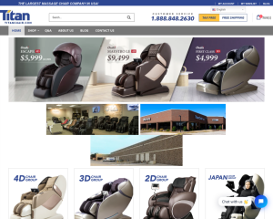 Titan Chair coupon codes