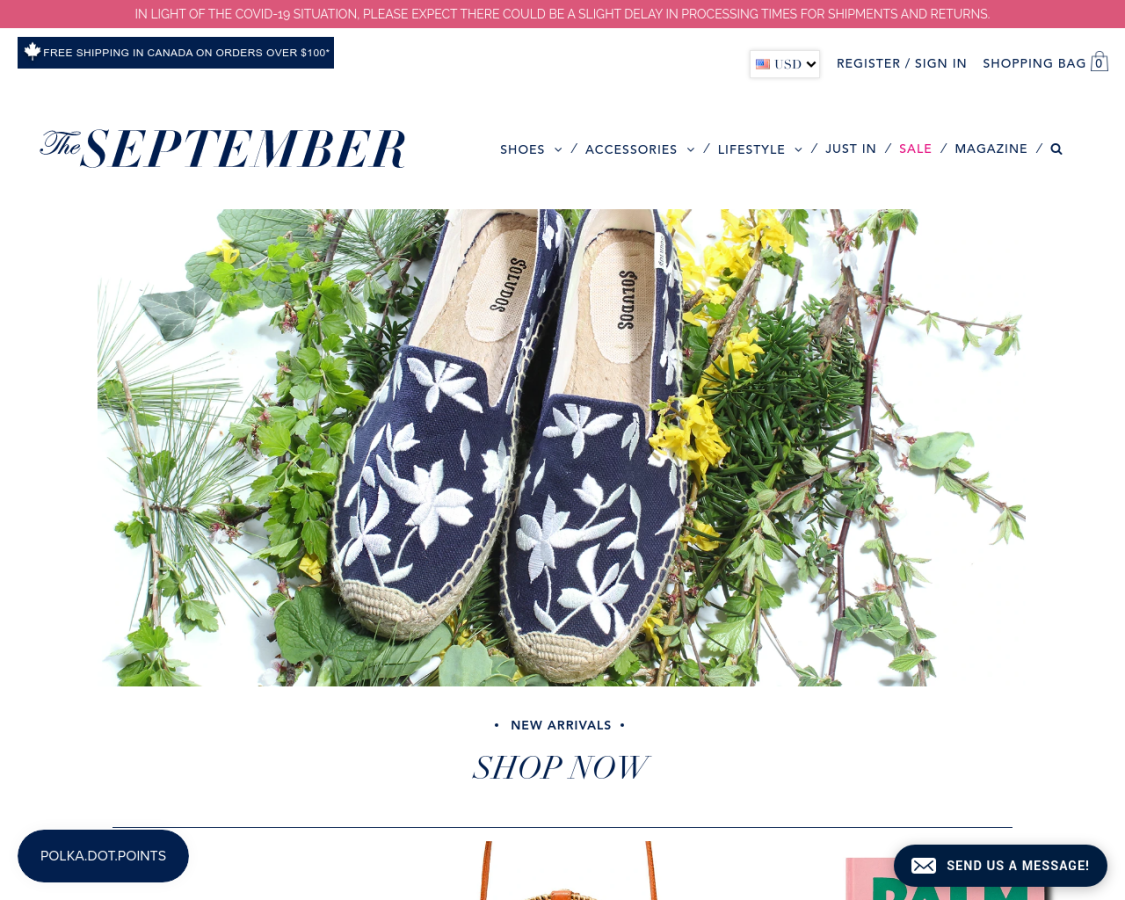theseptember coupon codes