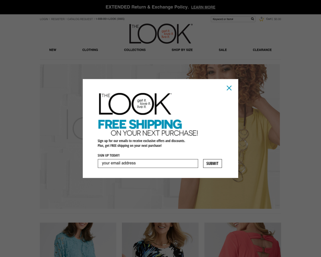 thelook coupon codes