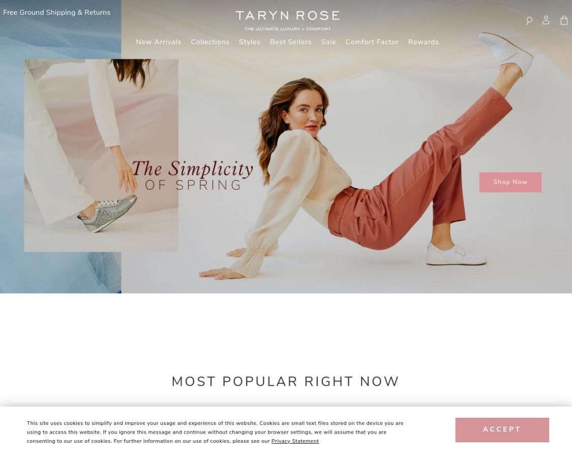 Taryn Rose coupon codes
