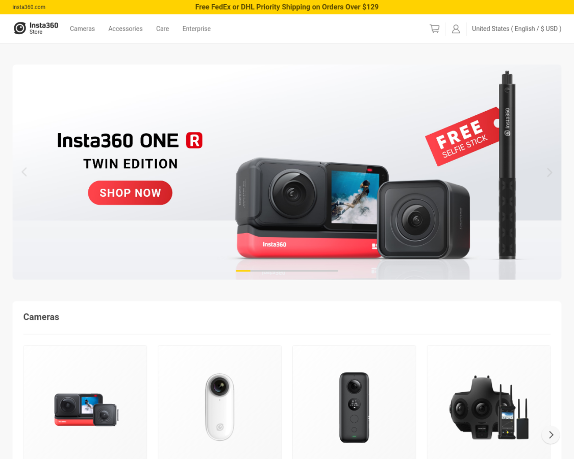 insta360 coupon codes