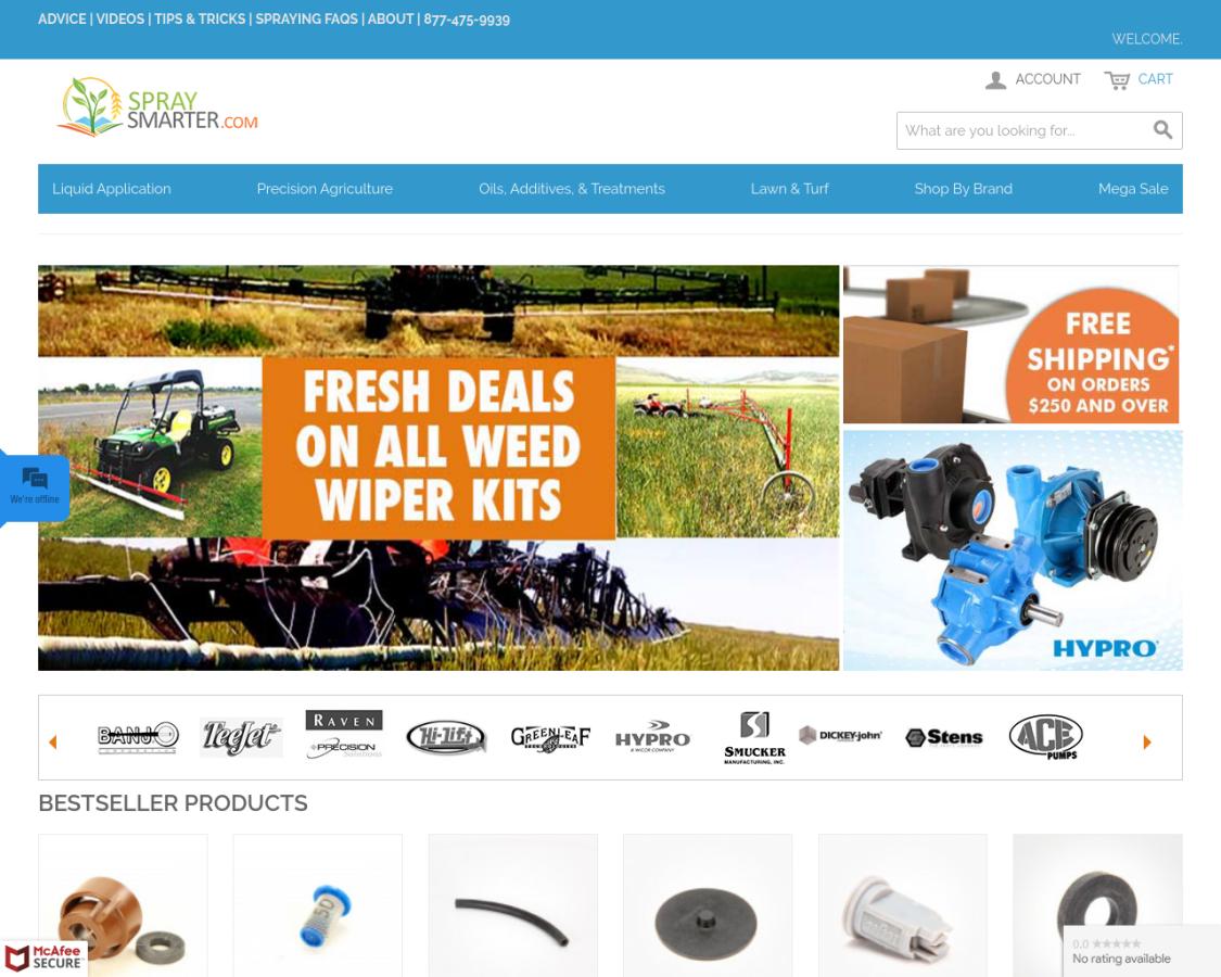 spraysmarter coupon codes
