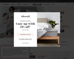 allswellhome coupon codes