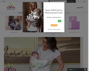 Seven Baby coupon codes
