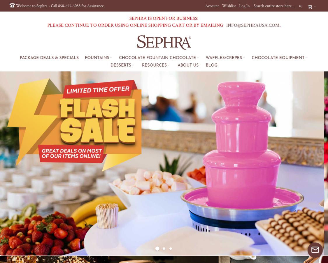 sephrausa coupon codes