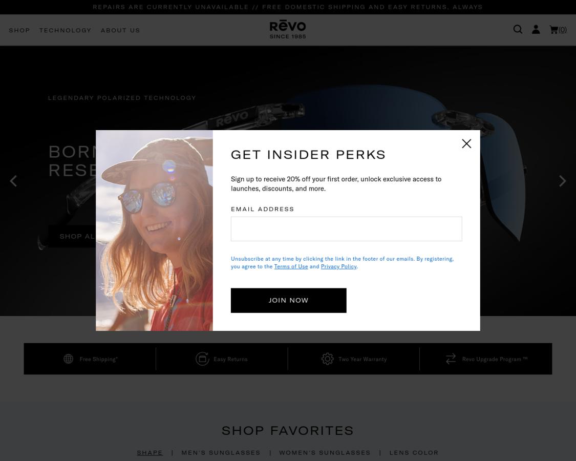 Revo Technologies coupon codes