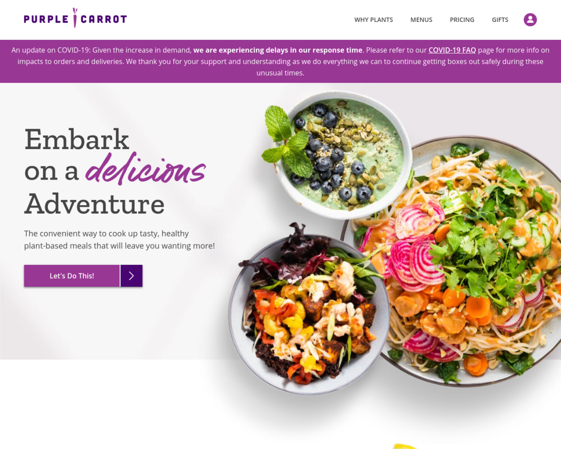 purplecarrot coupon codes