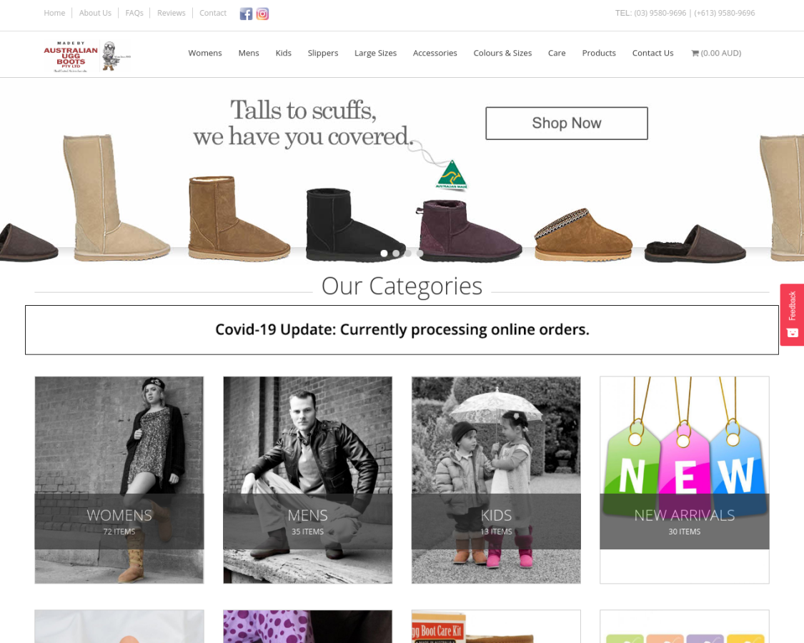 Australian Ugg Boots coupon codes