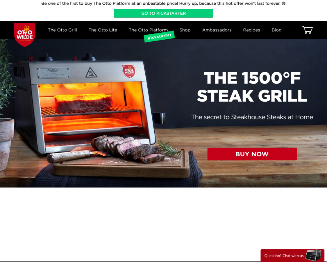 ottogrills coupon codes