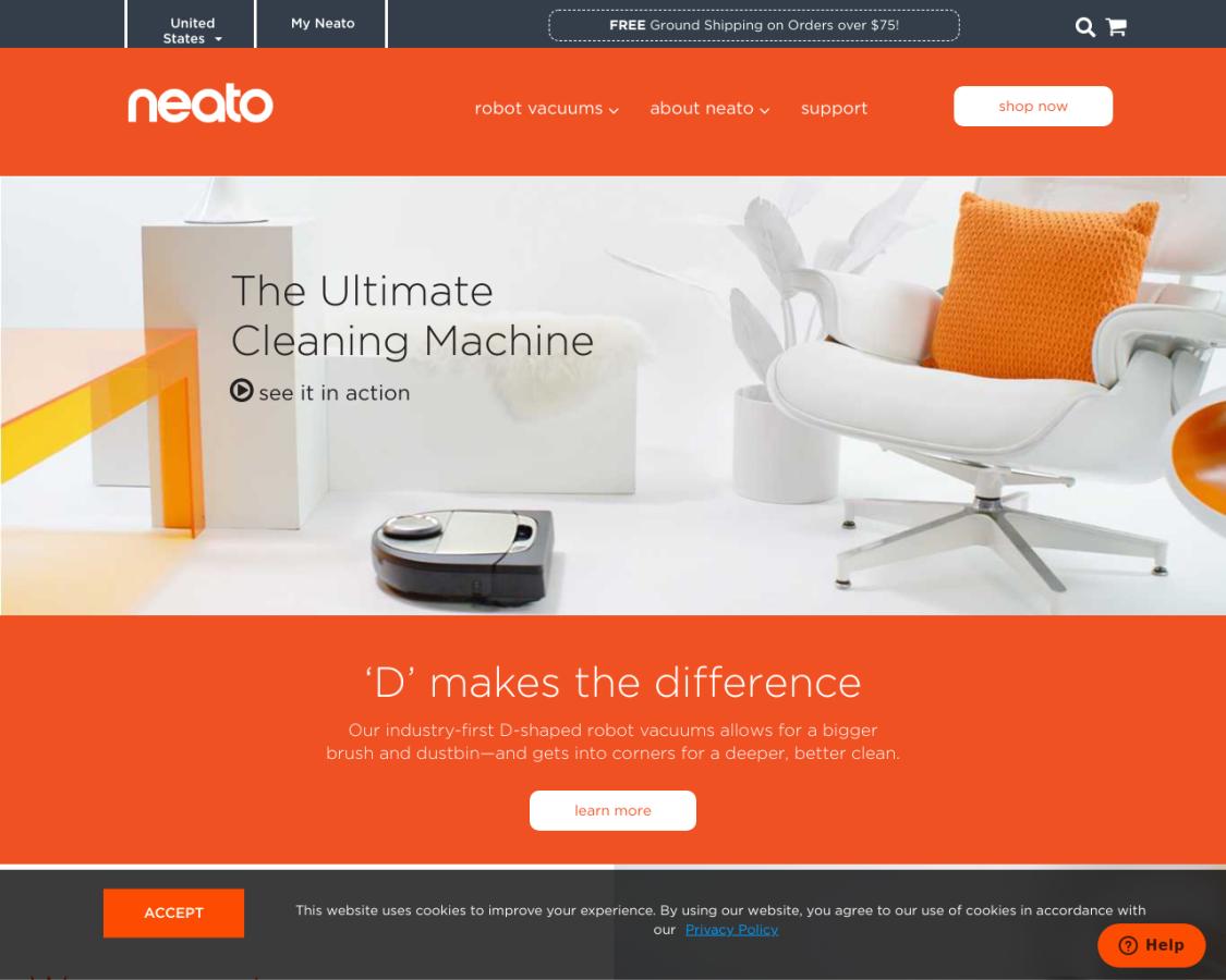 neatorobotics coupon codes