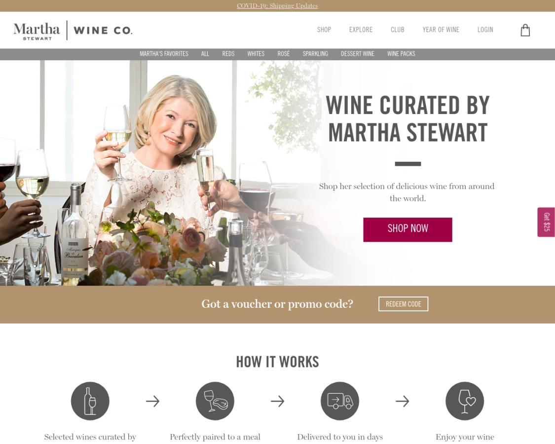 marthastewartwine coupon codes