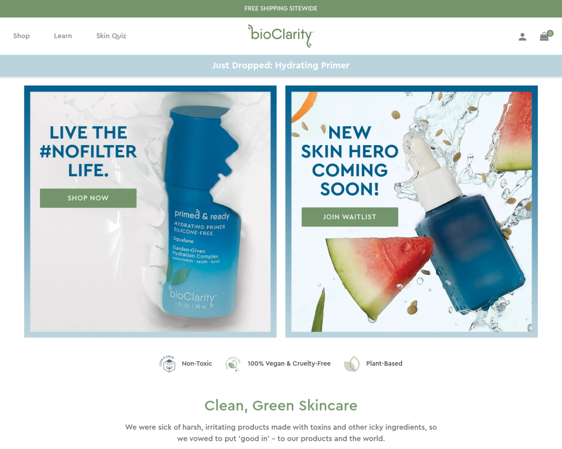 bioclarity coupon codes