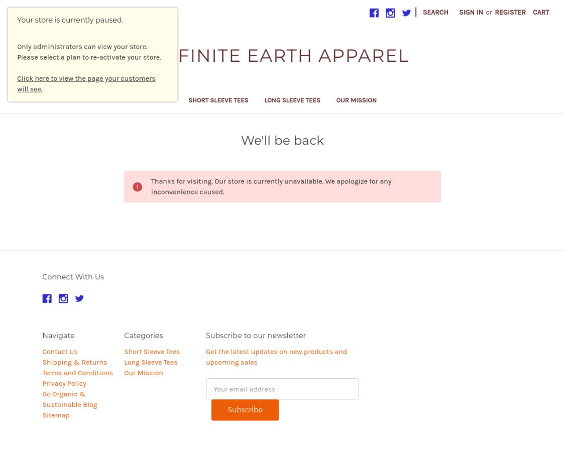infiniteearth coupon codes