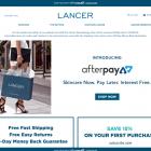 lancerskincare coupon codes