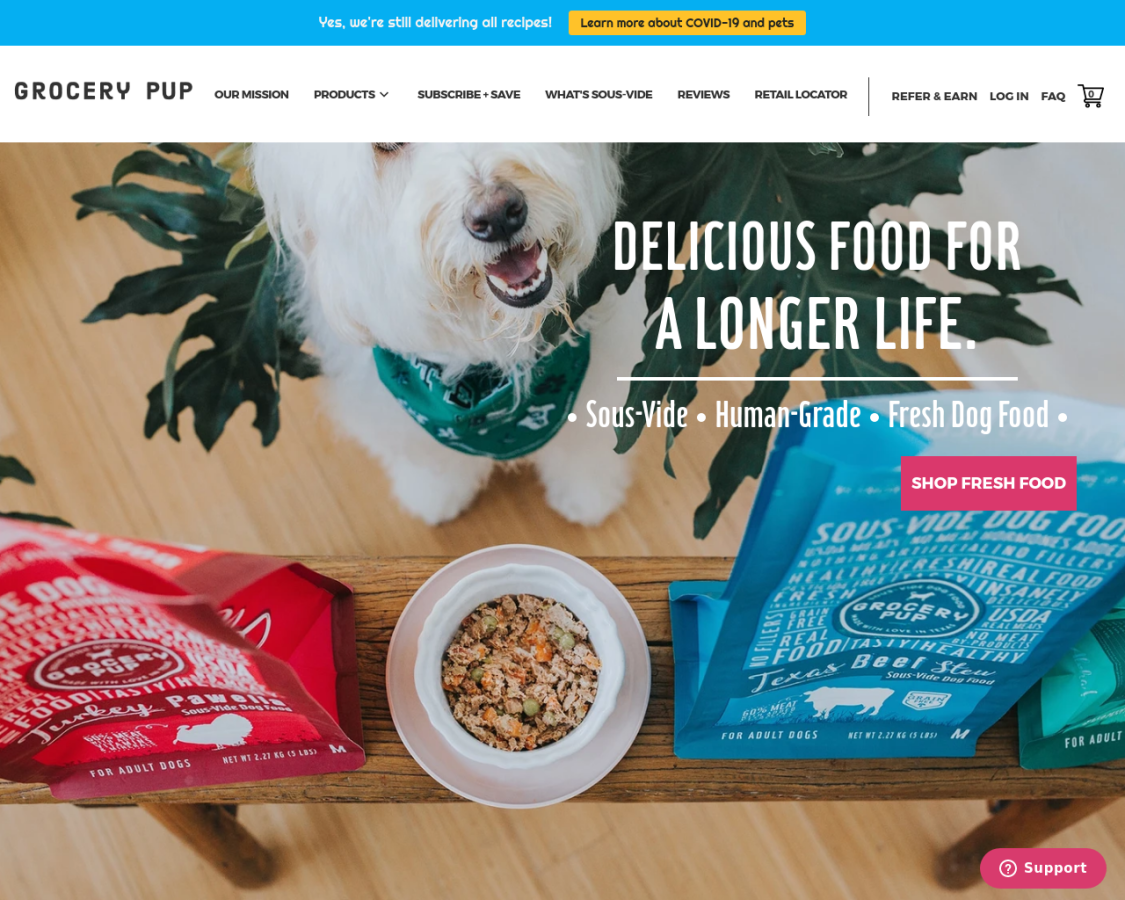 grocerypup coupon codes