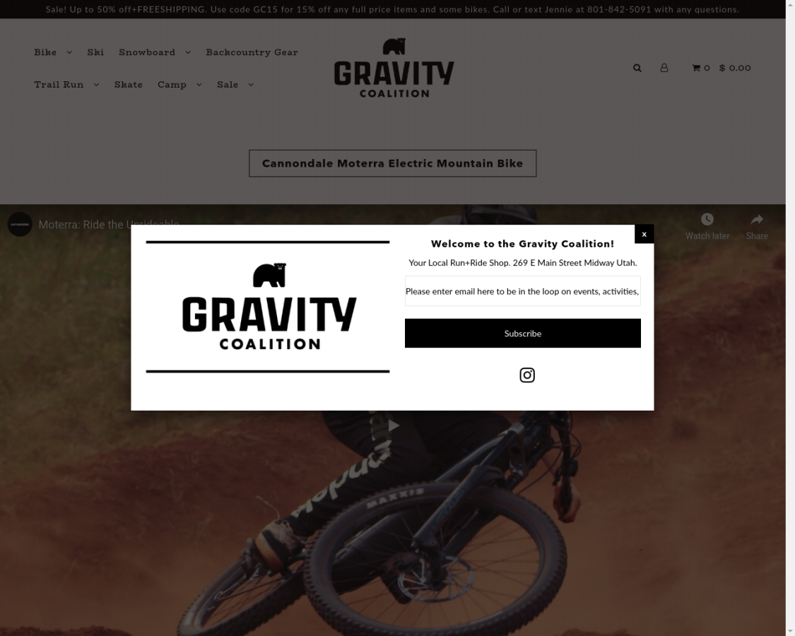 gravitycoalition coupon codes