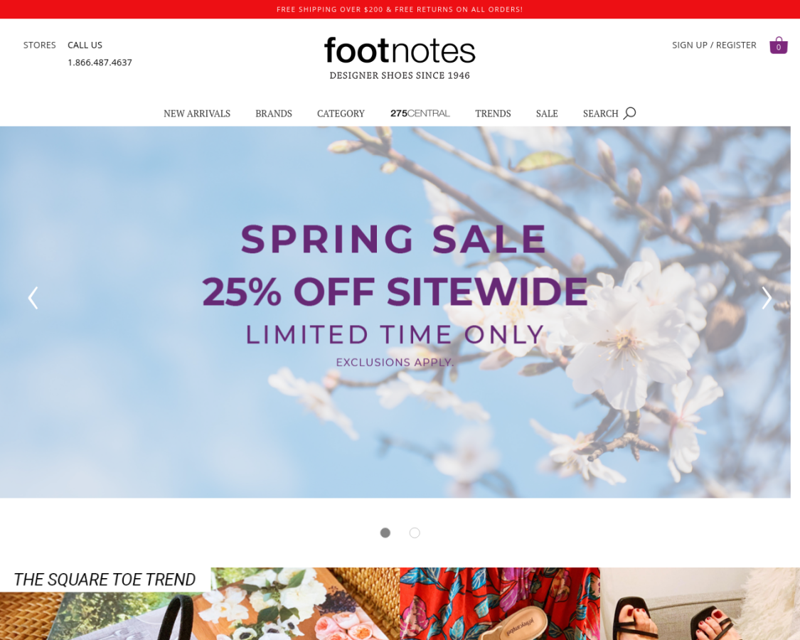 footnotes coupon codes