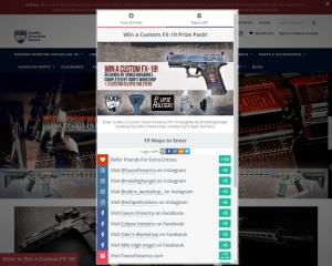 faxonfirearms coupon codes