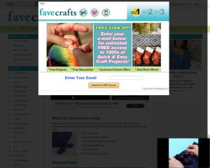 favecrafts coupon codes