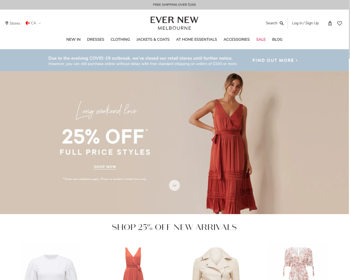 evernew coupon codes