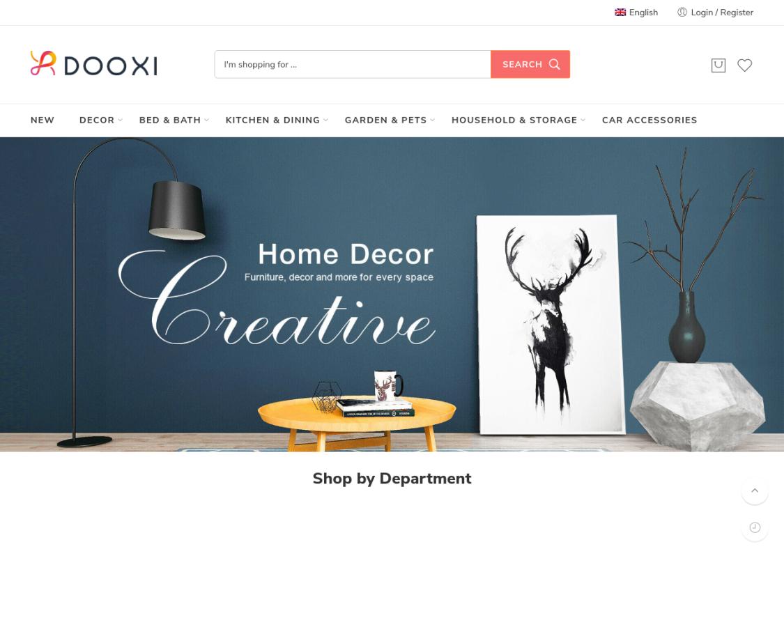 dooxi coupon codes