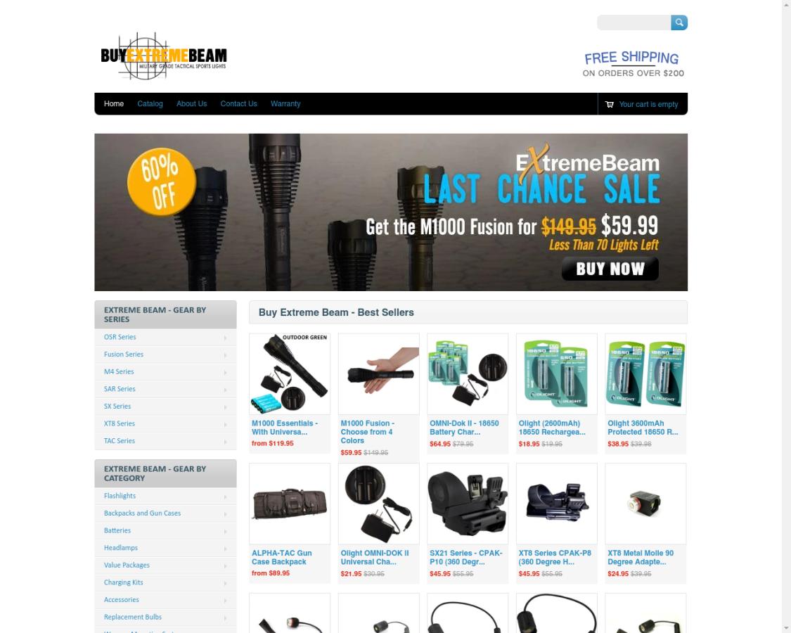 buyextremebeam coupon codes