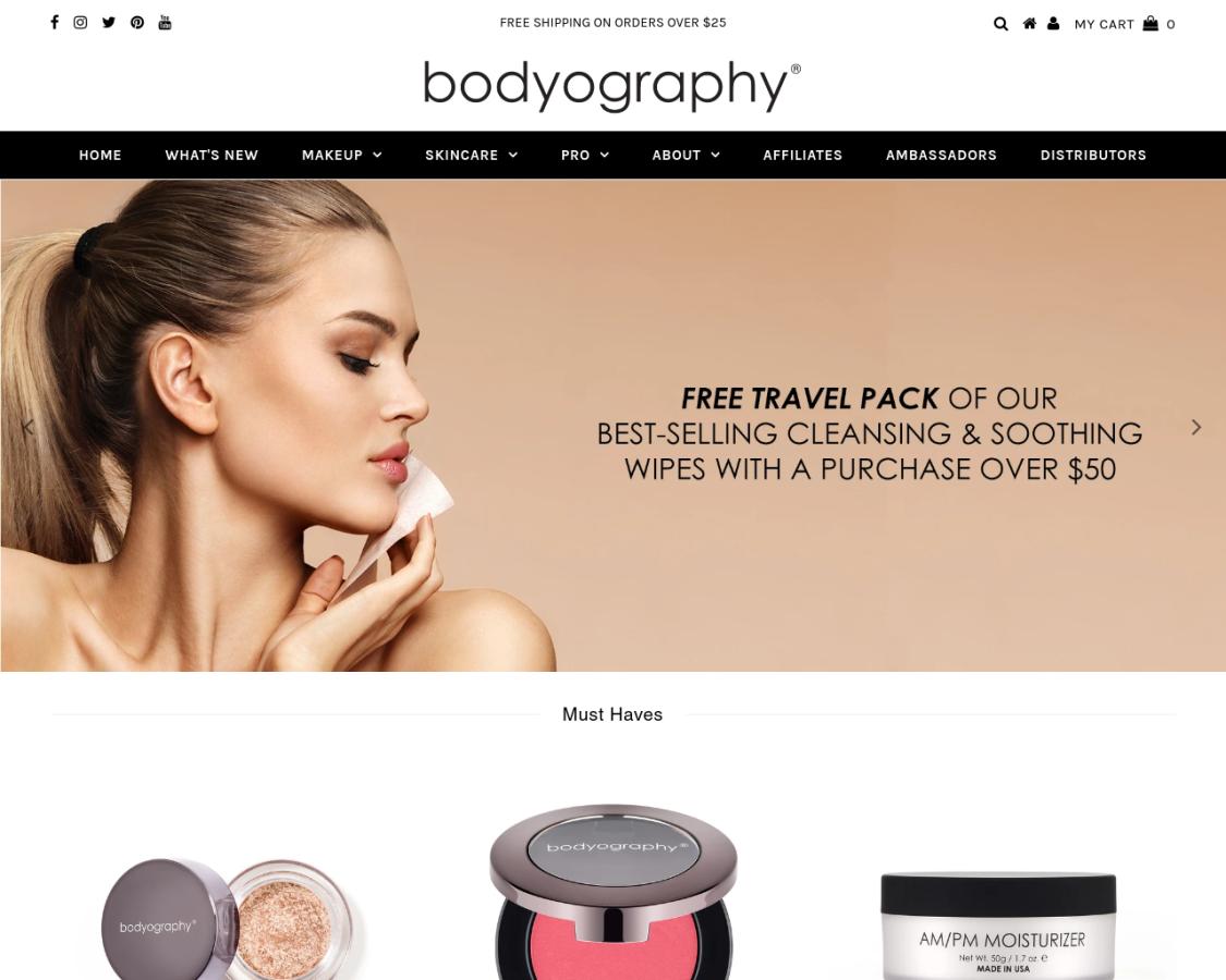 bodyography coupon codes
