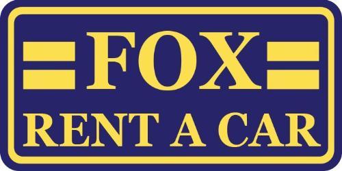 Fox RentACar coupon codes
