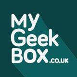 My Geek Box coupon codes