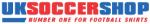 UK Soccer Shop coupon codes
