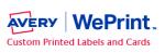 Avery WePrint coupon codes