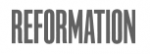 Reformation coupon codes