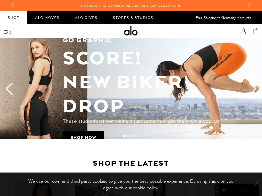 Alo Yoga coupon codes