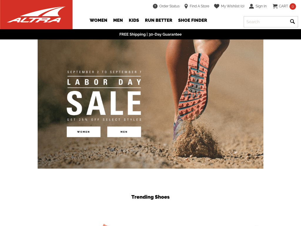 Altra Running coupon codes