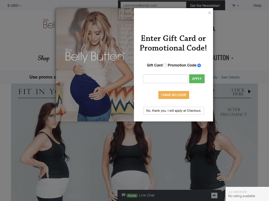 Belly Button coupon codes