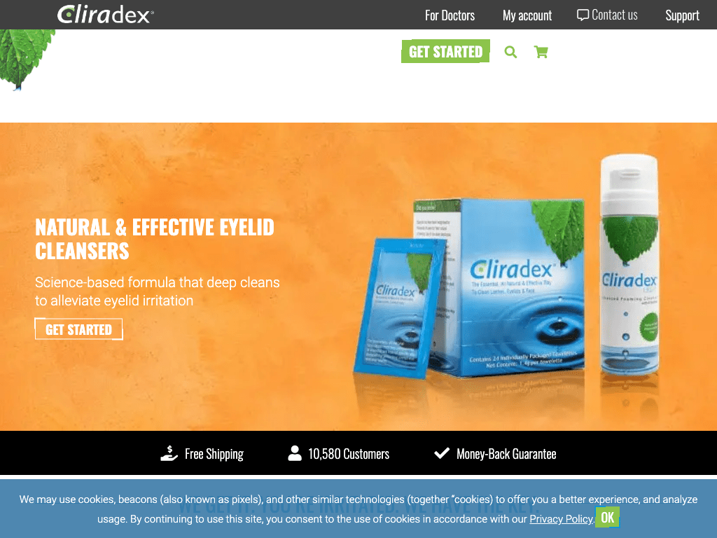 Cliradex coupon codes