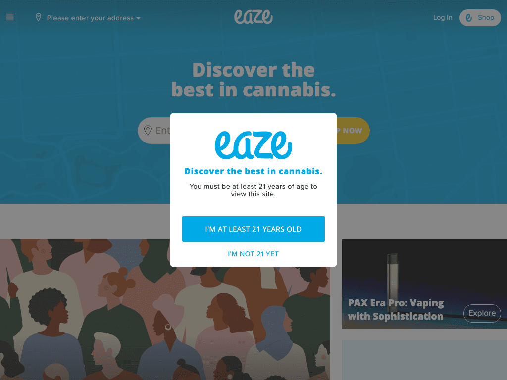 Eaze coupon codes