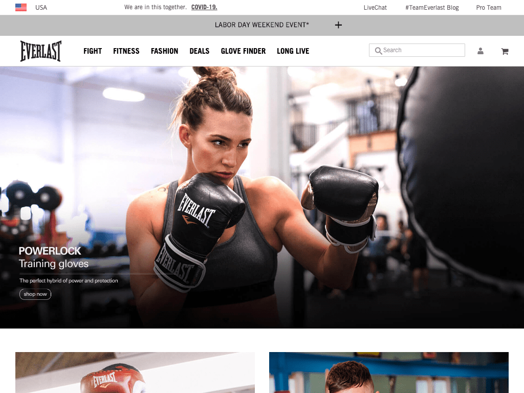 Everlast coupon codes
