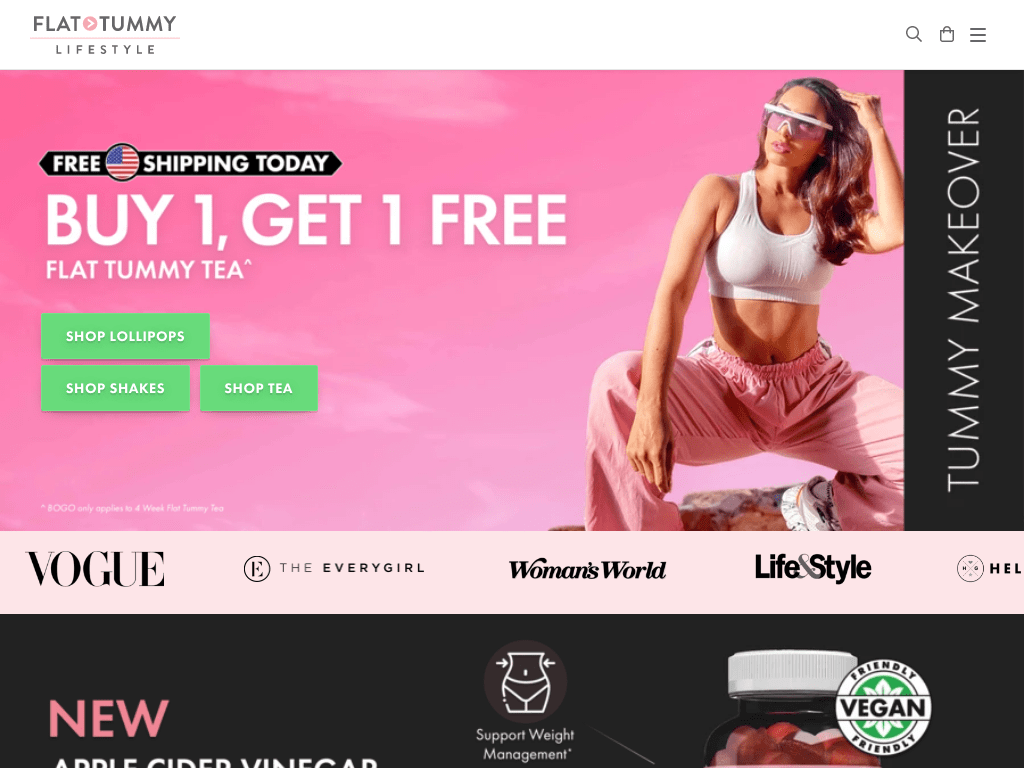 Flat Tummy Co coupon codes