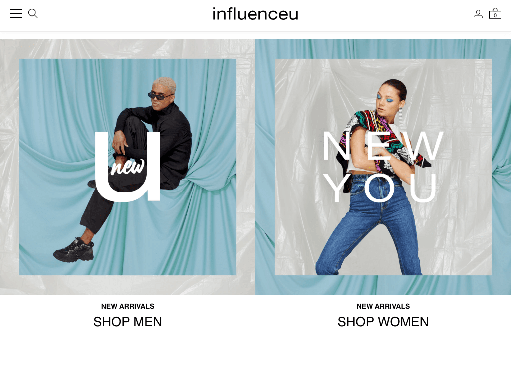 Influence U coupon codes