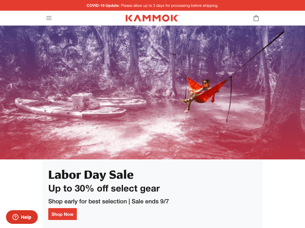 Kammok coupon codes