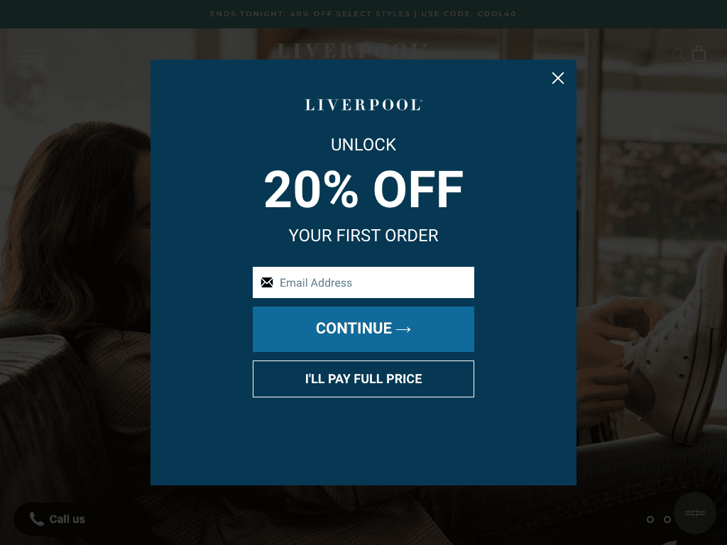 liverpooljeans coupon codes