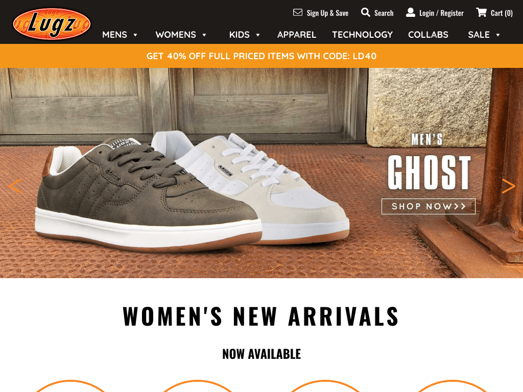 Lugz coupon codes