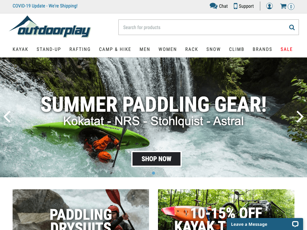 OutdoorPlay coupon codes