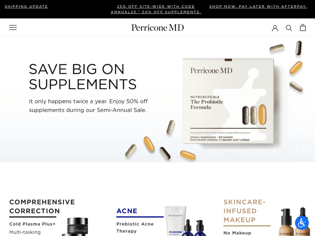 Perricone MD coupon codes