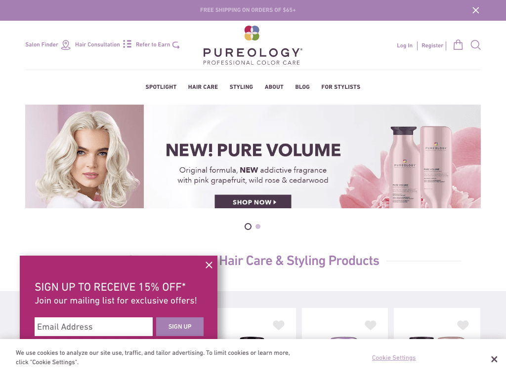 Pureology coupon codes